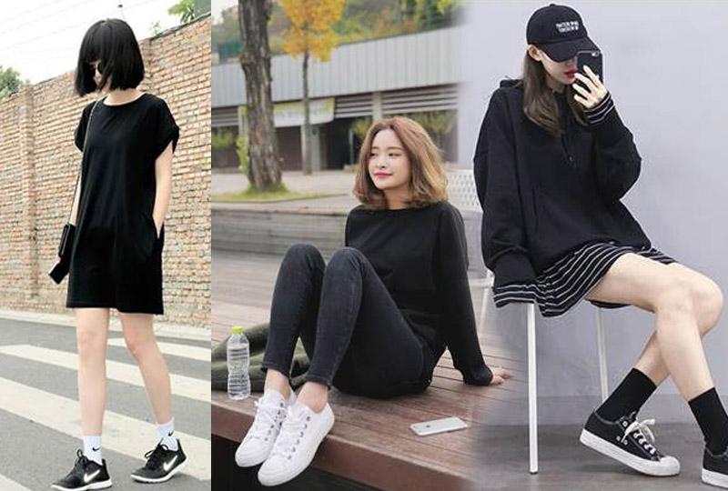 อะไรเป็นสาเหตุที่ทำให้เสื้อผ้าโทนสีดำ
