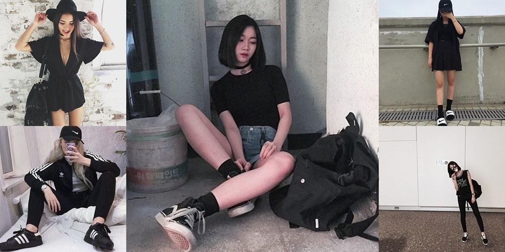 เหตุผลที่สาว ๆ ส่วนใหญ่ชอบใส่ชุดสีดำ
